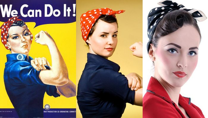 rosie-the-riveter-hair