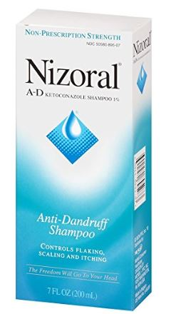 Nizoral is a brand name of a ketoconazole shampoo