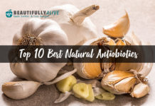 Top 10 Best Natural Antiobiotics