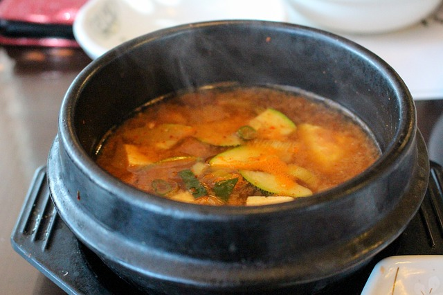 miso korean soup