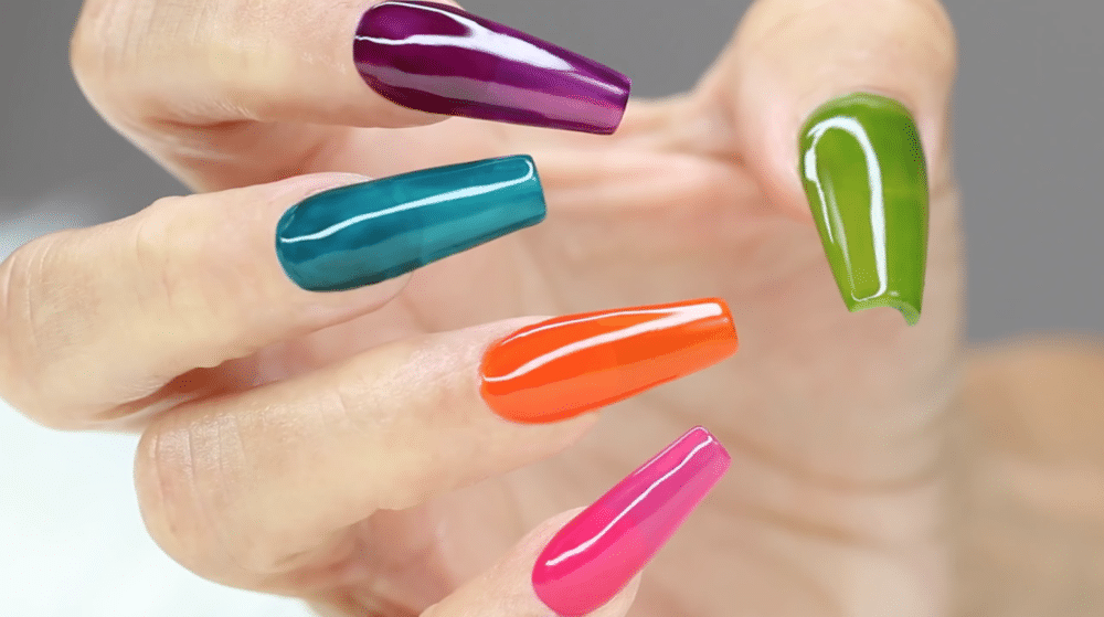 Why Jelly Nails Are Your Next Summer Nail Trend